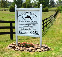 Horse Boarding Lessons Gainesville Virginia